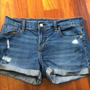 Old navy womens jean shorts sz 4